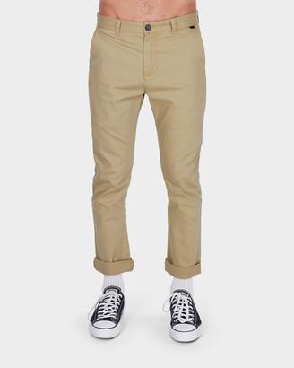 Billabong New Order Chino Roll Up Pants
