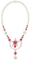 Miu Miu Crystal-embellished Necklace