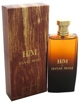Hanae Mori HiM by Eau de Parfum Men's Spray Cologne - 3.4 fl oz