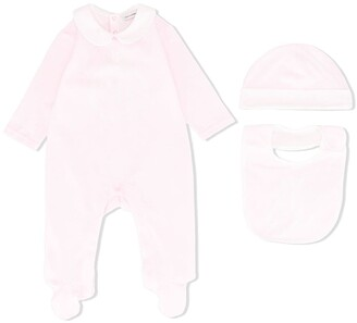 Dolce & Gabbana Kids Logo Print Three-Piece Gift Set
