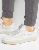 Reebok Club C 85 Mono Sneakers In Gray BD1886