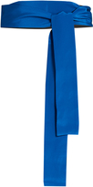 Diane von Furstenberg Bi-colour silk sash