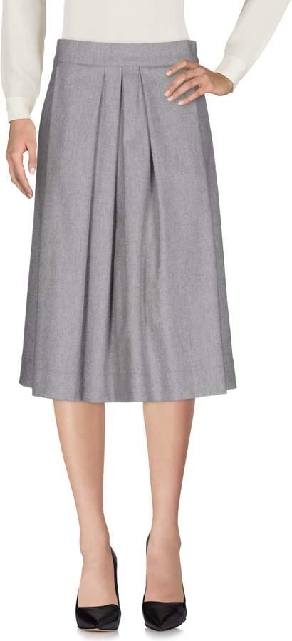 D-Exterior D.EXTERIOR 3/4 length skirts