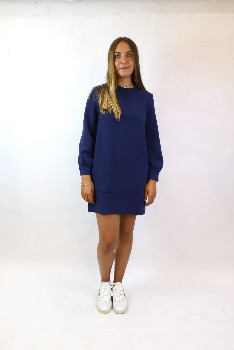 Sessun Long Sleeves Goshan Dress - xs | polyester