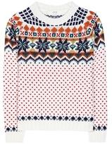 Vanessa Bruno Merino Wool-blend Sweater