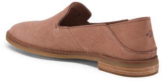 Premium Leather Memory Foam Loafers