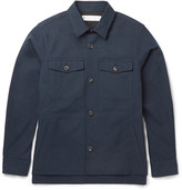 Private White V.C. - Piccadilly Cotton-Canvas Shirt Jacket