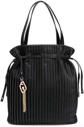 Liu Jo Pleated Bucket Bag