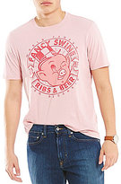 Daniel Cremieux Jeans Swine Jersey Short-Sleeve Graphic Tee