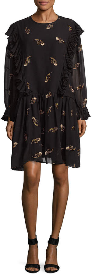 Manoush Robe Romantic Indie Dress