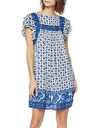 Derhy Women's Fioriture Dress,14 (Size: Large)