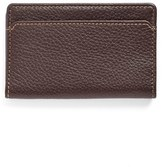 Boconi Men's 'Tyler' Rfid Protected Card Case - Brown