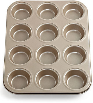 Cuisinart Champagne 12 Cup Muffin Pan