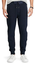 Polo Ralph Lauren Birdseye Cotton-Blend Jogger Pants