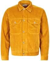 Albam Cord Utility Jacket - Gold