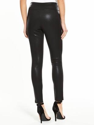 Very Premium Wet Look Legging - Black
