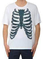 Alexander McQueen Crew Neck Oversize T-shirt