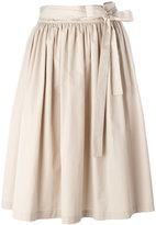 Aspesi pleated skirt - women - Cotton - 44