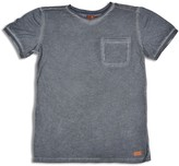 7 For All Mankind Boys' Washed Pocket Tee