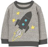 Gymboree Rocket Sweatshirt