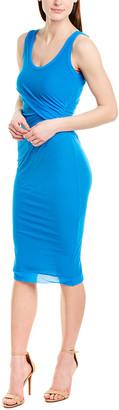 Fuzzi Midi Dress
