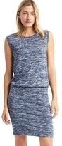 Gap Banded skirt tank dress