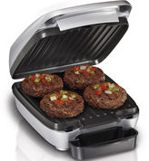 Hamilton Beach Indoor Grill with Removable Grids
