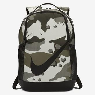 Nike Kids' Printed Backpack Brasilia