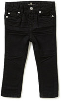 7 For All Mankind Baby Girls 12-24 Months Slimmy Denim Jeans