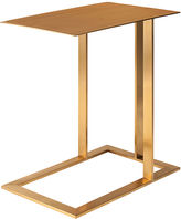 One Kings Lane Celine 21 Side Table, Gold