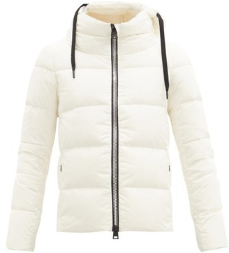 Herno Funnel-neck Down Jacket - White