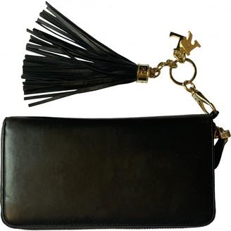 Ralph Lauren Black Leather Wallets