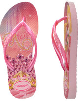 Havaianas Slim Princess Crystal Rose/Shocking Pink