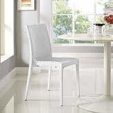 Modway Intrepid Side Chair Color: Gray