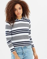 Silent Theory Fever Stripe Hoodie