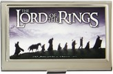 Buckle Down Buckle-Down Business Card Holder - THE LORD OF THE RINGS Fellowship of the Rings Trek - Small