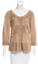 Philosophy di Alberta Ferretti Long Sleeve Top