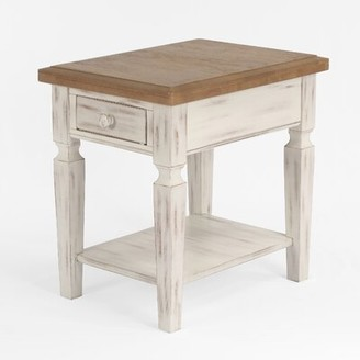Ophelia Chelsey End Table & Co.