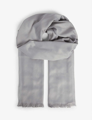 Ted Baker Branded woven scarf
