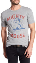 Body Rags Mighty Mouse Graphic Tee