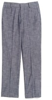 Nordstrom Boy's Chambray Slim Fit Pants