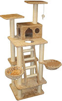 "JCPenney Majestic Pet 72"" Casita Cat Tree with Stairs"