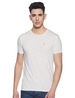 Scotch & Soda Men's Classic Cotton/Elastane Crewneck Tee T-Shirt