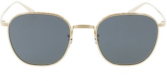 Oliver Peoples The Row Board Meeting 2 Sunglasses - Grey