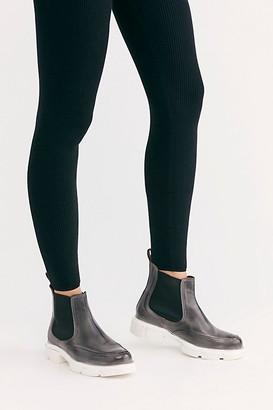 Capezio Ribbed Sweater Leggings