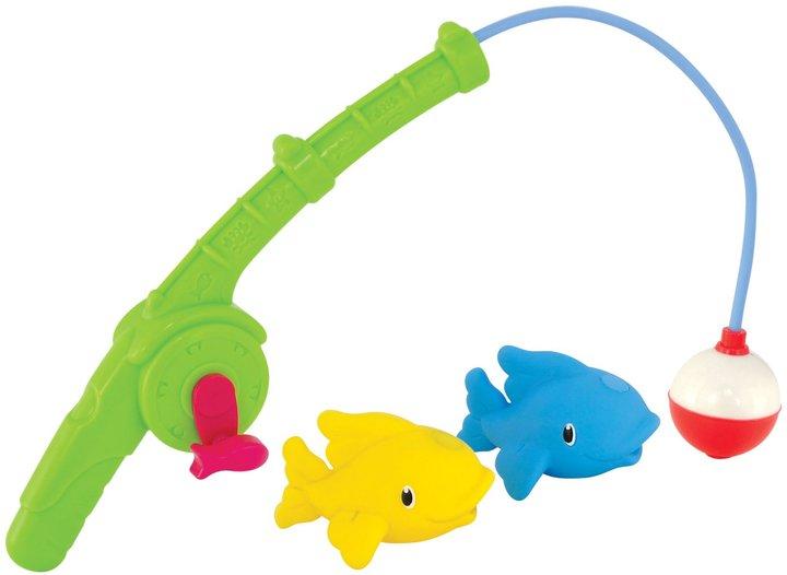 Munchkin Gone Fishin' Bath Toy