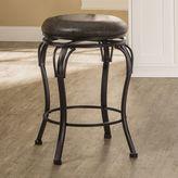 Hillsdale furniture Backless Portland Swivel Counter Stool