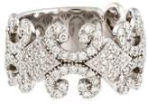 Charriol 18K Diamond Ring