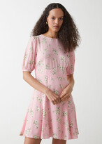 Thumbnail for your product : And other stories Puff Sleeve Mini Dress