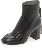 MSGM Buckle Booties